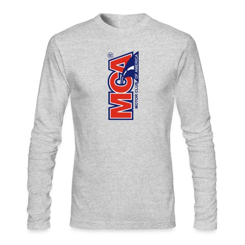MCA Logo Iphone png - Men's Long Sleeve T-Shirt by Next Level