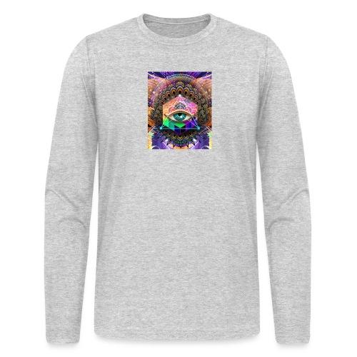 ruth bear - Men's Long Sleeve T-Shirt by Next Level