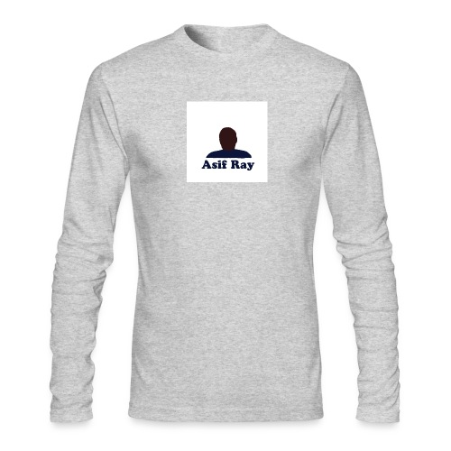 Untitled 3 - Men's Long Sleeve T-Shirt by Next Level