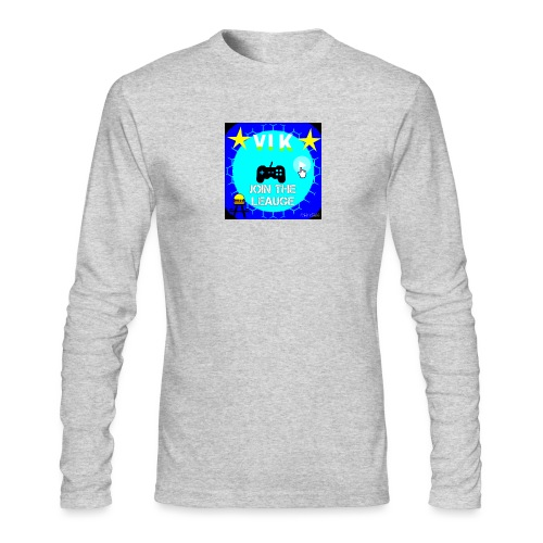MInerVik Merch - Men's Long Sleeve T-Shirt by Next Level