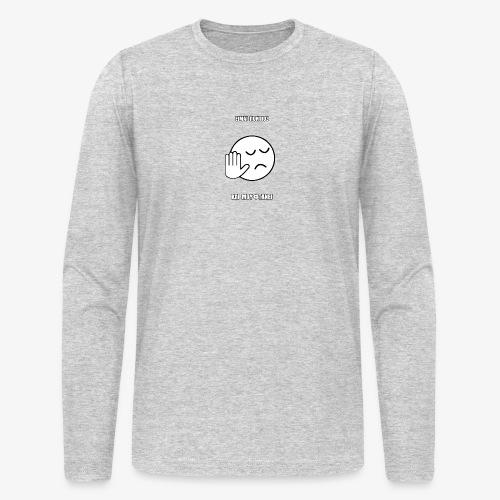 Jo Baka - Είμαι Πόντιος Και Μου Φτάνει - Men's Long Sleeve T-Shirt by Next Level
