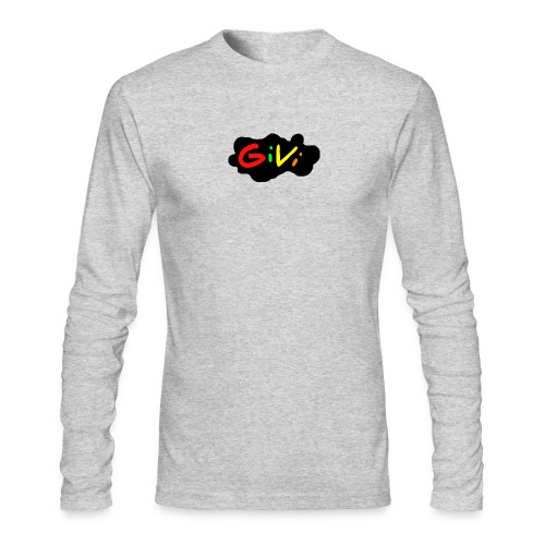GiVi - Men's Long Sleeve T-Shirt by Next Level