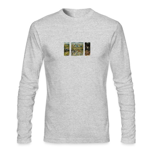 Garden Of Earthly Delights - Men's Long Sleeve T-Shirt by Next Level