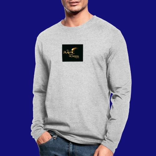 The magic is in the words gold - Men's Long Sleeve T-Shirt by Next Level