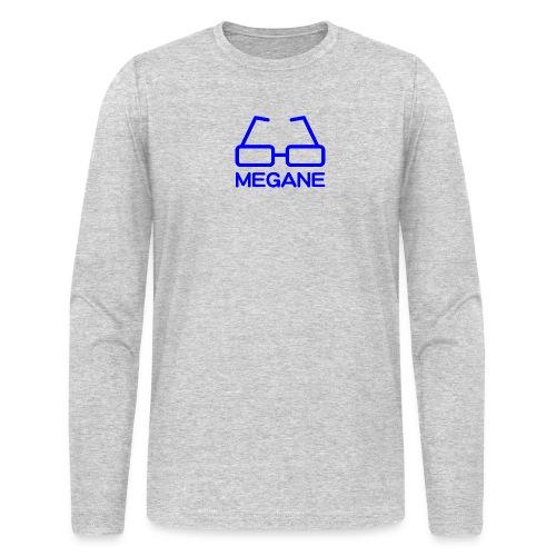 MEGANE - Men's Long Sleeve T-Shirt by Next Level