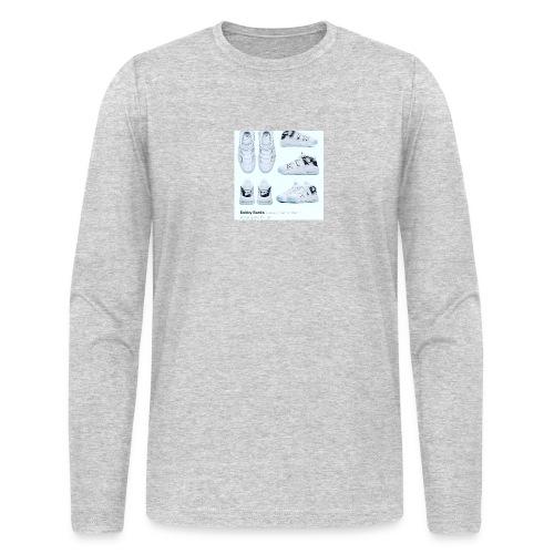 04EB9DA8 A61B 460B 8B95 9883E23C654F - Men's Long Sleeve T-Shirt by Next Level