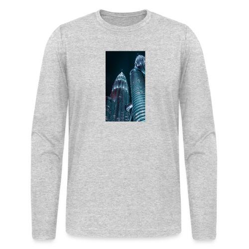 C0618608 28FC 4668 9646 D9AC4629B26C - Men's Long Sleeve T-Shirt by Next Level