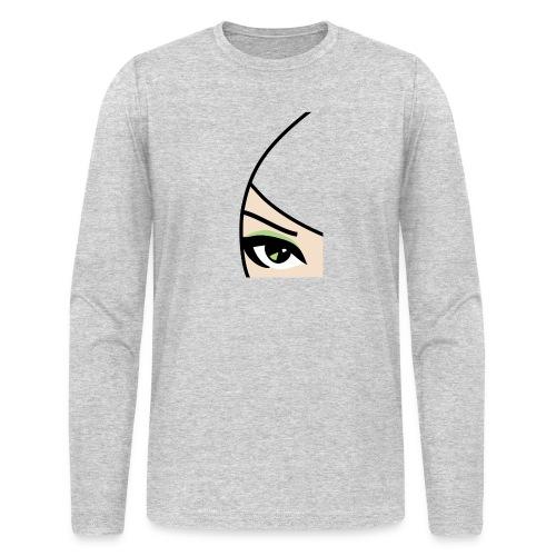 Banzai Chicks Single Eye Women's T-shirt - Men's Long Sleeve T-Shirt by Next Level