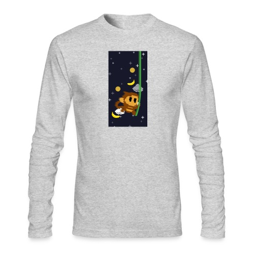 case2 png - Men's Long Sleeve T-Shirt by Next Level