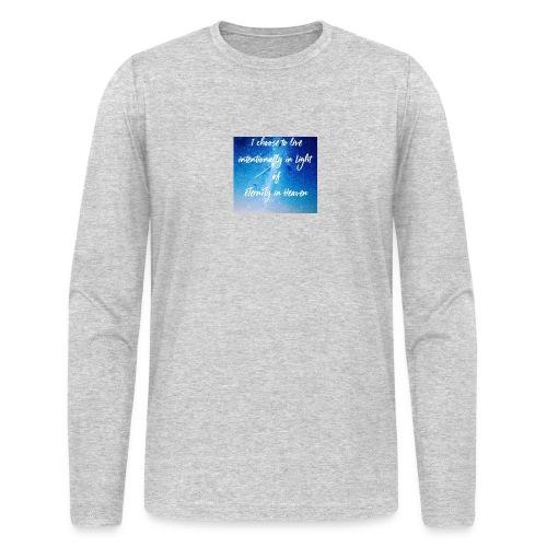 20161206_230919 - Men's Long Sleeve T-Shirt by Next Level