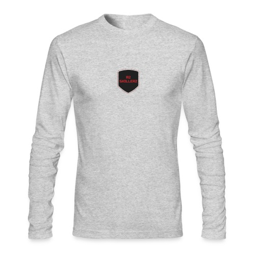 Design 3 - Men's Long Sleeve T-Shirt by Next Level