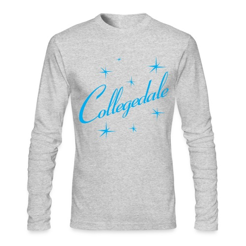 collegedale01 - Men's Long Sleeve T-Shirt by Next Level