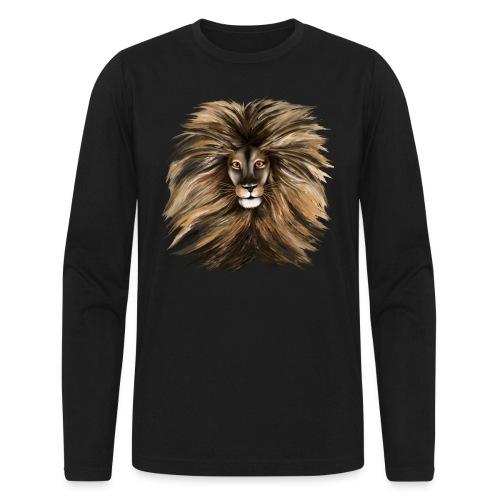 Big Cat - Men's Long Sleeve T-Shirt by Next Level