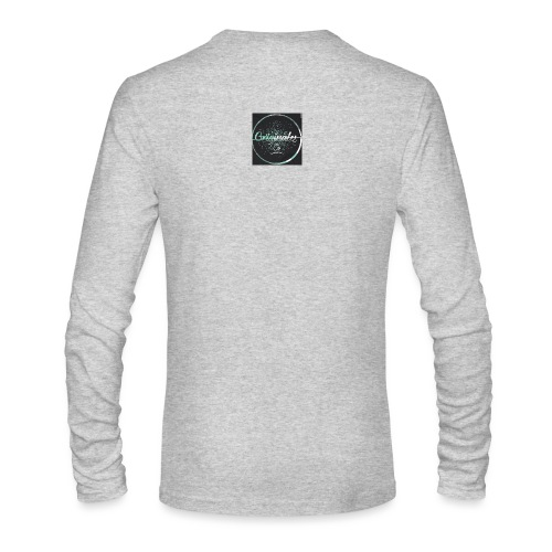 Originales Co. Blurred - Men's Long Sleeve T-Shirt by Next Level