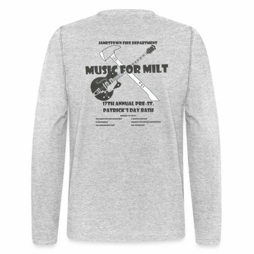2018 Pre-St. Patricks Day Bash - Men's Long Sleeve T-Shirt by Next Level