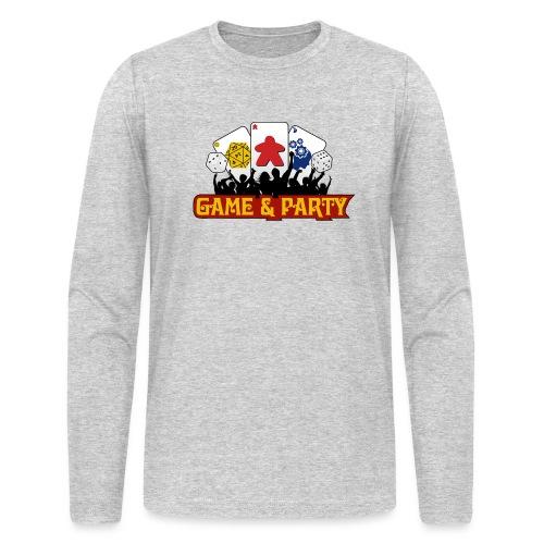 Logo - Men's Long Sleeve T-Shirt by Next Level