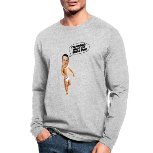 top5 baby - Men's Long Sleeve T-Shirt by Next Level