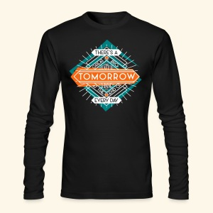 Carousel's Promise - Men's Long Sleeve T-Shirt by Next Level