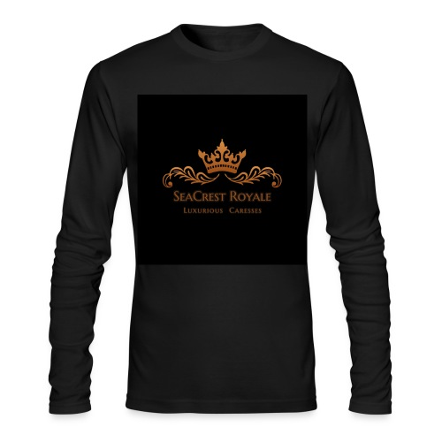 SeaCrest Royale - Men's Long Sleeve T-Shirt by Next Level