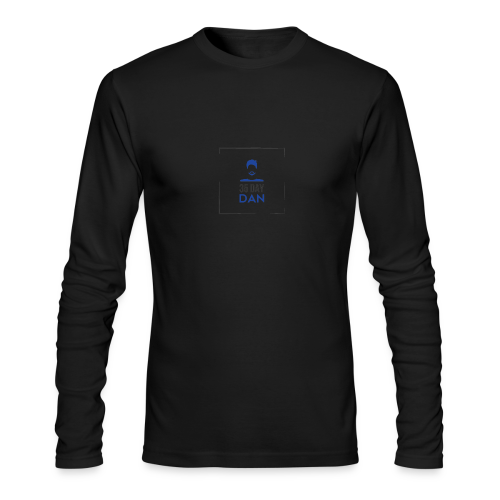 35DD Male - Men's Long Sleeve T-Shirt by Next Level