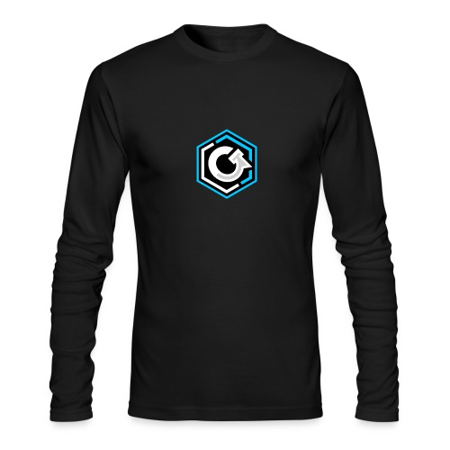Original Logo - Men's Long Sleeve T-Shirt by Next Level