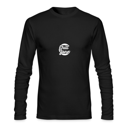 Chill Zone - Men's Long Sleeve T-Shirt by Next Level