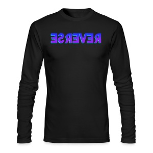 Reverse Clothing Brand - Men's Long Sleeve T-Shirt by Next Level