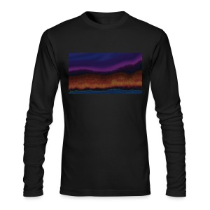 Fall Scene - Men's Long Sleeve T-Shirt by Next Level