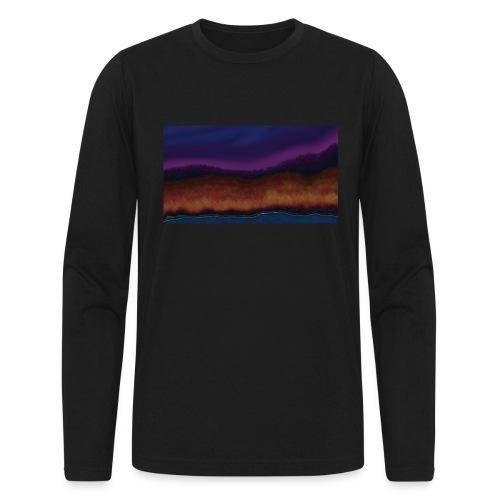 Fall Scene - Men's Long Sleeve T-Shirt by Next Level