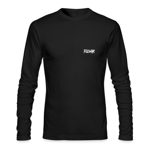 Flemax Logo 2018 Long Sleeve - Men's Long Sleeve T-Shirt by Next Level