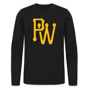 PLW - Men's Long Sleeve T-Shirt by Next Level