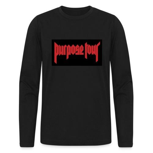 purpose - Men's Long Sleeve T-Shirt by Next Level