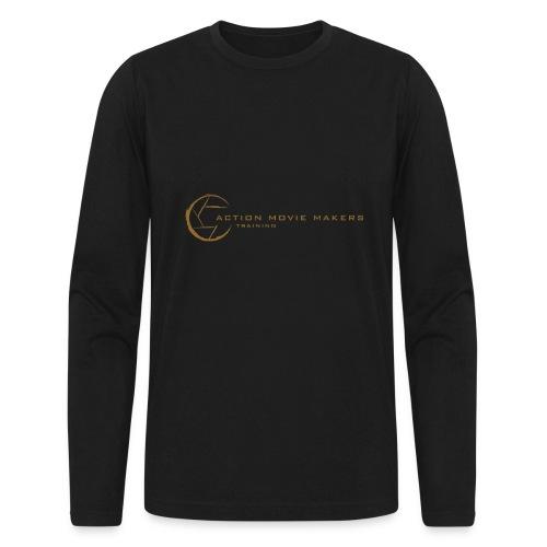 AMMT Logo Modern Look - Men's Long Sleeve T-Shirt by Next Level