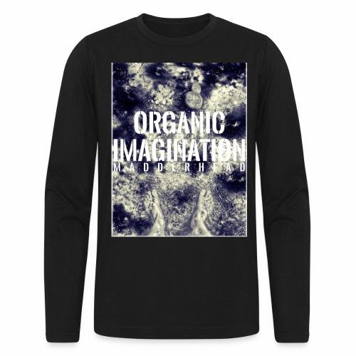 Organic Imagination (Galaxy) - Men's Long Sleeve T-Shirt by Next Level
