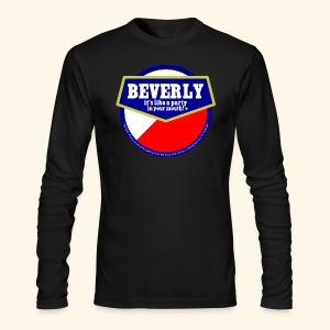 beverly - Men's Long Sleeve T-Shirt by Next Level