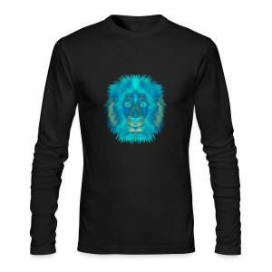 Blue Line - Men's Long Sleeve T-Shirt by Next Level