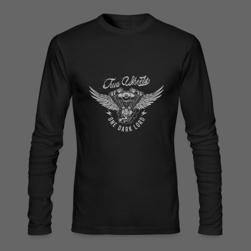 2 Wheels - Men's Long Sleeve T-Shirt by Next Level