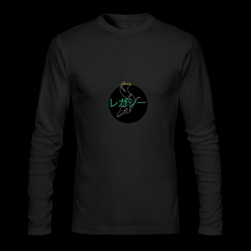 Jade Dragon collection - Men's Long Sleeve T-Shirt by Next Level