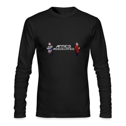 The Antics Crew - Men's Long Sleeve T-Shirt by Next Level