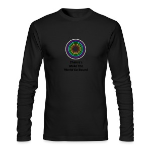 Chakra - Men's Long Sleeve T-Shirt by Next Level