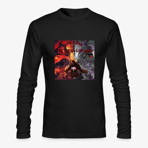 Love Curse Summer Collection - Men's Long Sleeve T-Shirt by Next Level