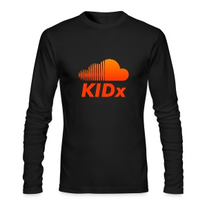 SOUNDCLOUD RAPPER KIDx - Men's Long Sleeve T-Shirt by Next Level