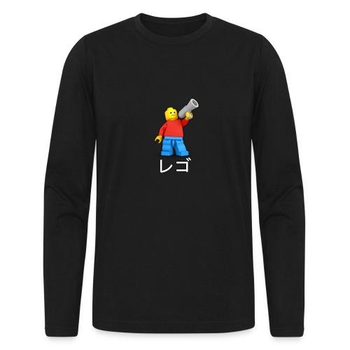 LEG-O - Men's Long Sleeve T-Shirt by Next Level