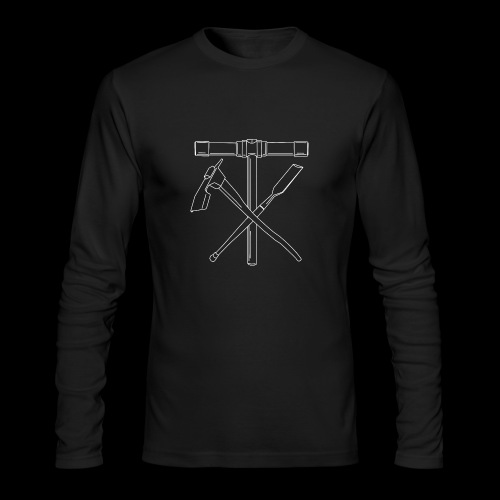 Shipwright Tools - Men's Long Sleeve T-Shirt by Next Level