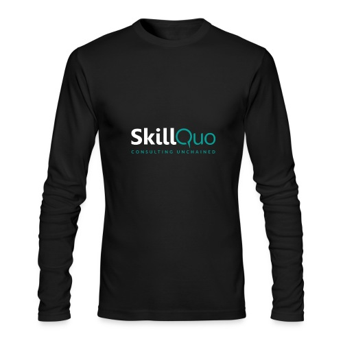 Consulting Unchained - EcoFriendly - Men's Long Sleeve T-Shirt by Next Level
