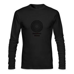 Happiness Within - Men's Long Sleeve T-Shirt by Next Level