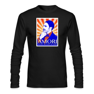 Amori_poster_1d - Men's Long Sleeve T-Shirt by Next Level