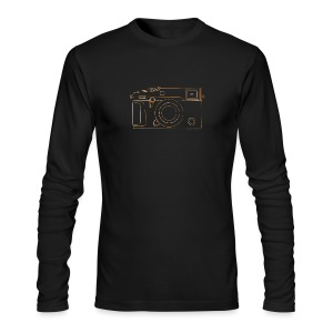 GAS - Fuji X-Pro2 - Men's Long Sleeve T-Shirt by Next Level