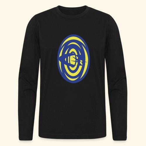 first logo - Men's Long Sleeve T-Shirt by Next Level