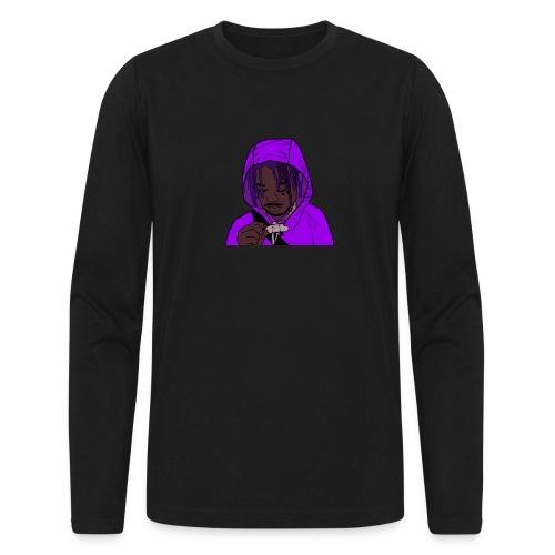 Lil Uzi Vert - Men's Long Sleeve T-Shirt by Next Level